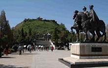 Zhaojun Tomb in Hohhot